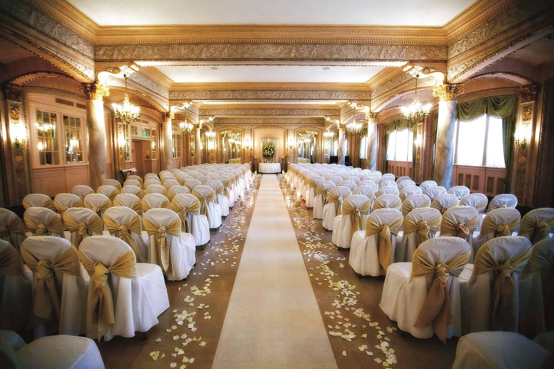 Meeting Room | Wedding Seats | Historic Davenport