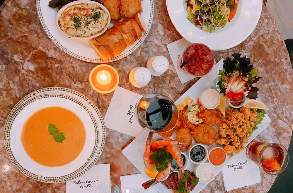 Food | Historic Davenport | Dining