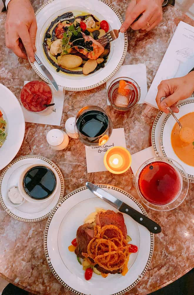 Food and Drinks | Historic Davenport | Dining
