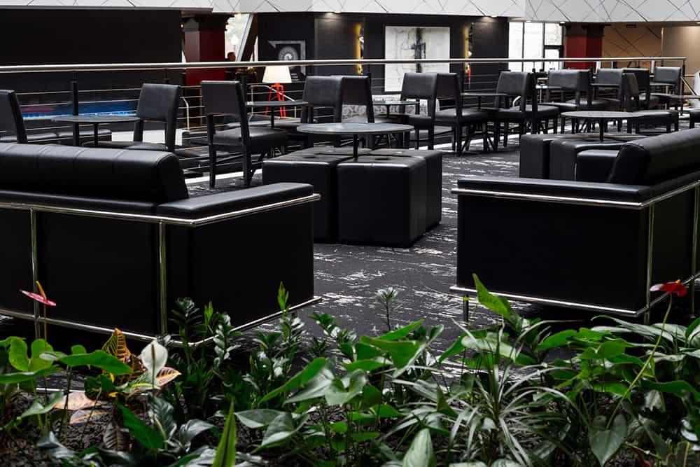 The Centennial | Lobby