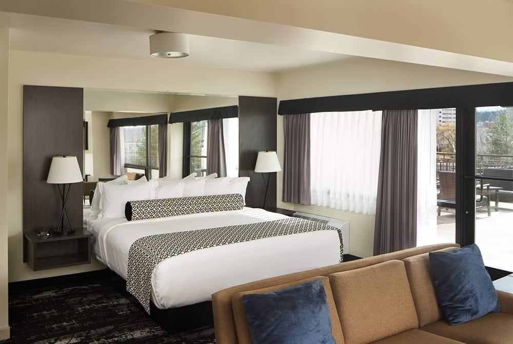 The Centennial | Bedroom
