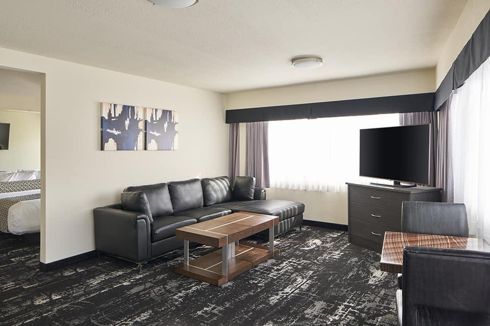 The Centennial | living Room