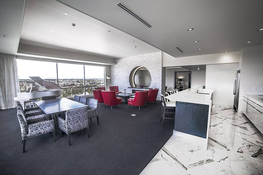 Davenport Grand Presidential Suite