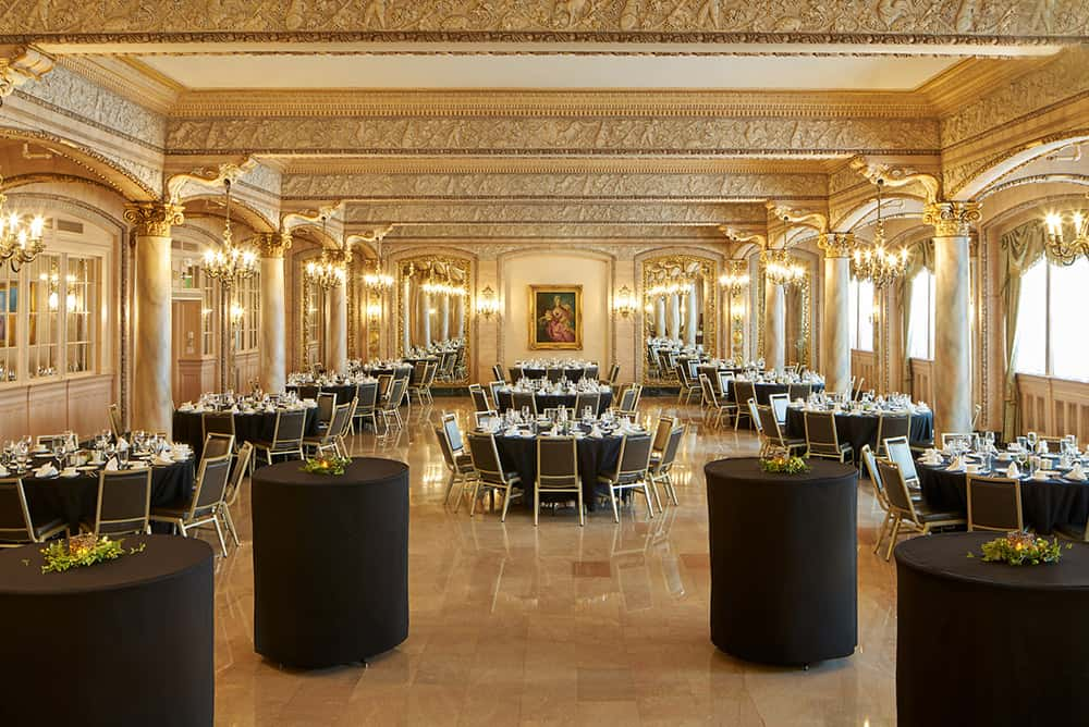 Meetings | Ballroom | Historic Davenport Ballroom