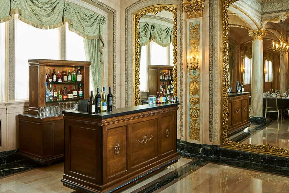 Lobby Bar | Historic Davenport