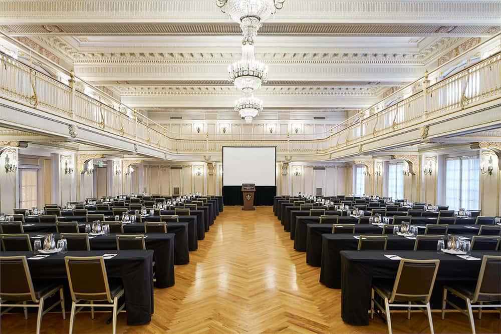 Meeting Room Large | Historic Davenport