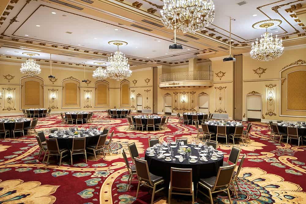 Meeting Room | Seats | Historic Davenport