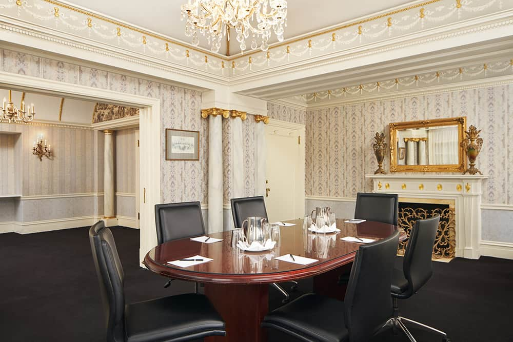 Meeting room | Historic Davenport