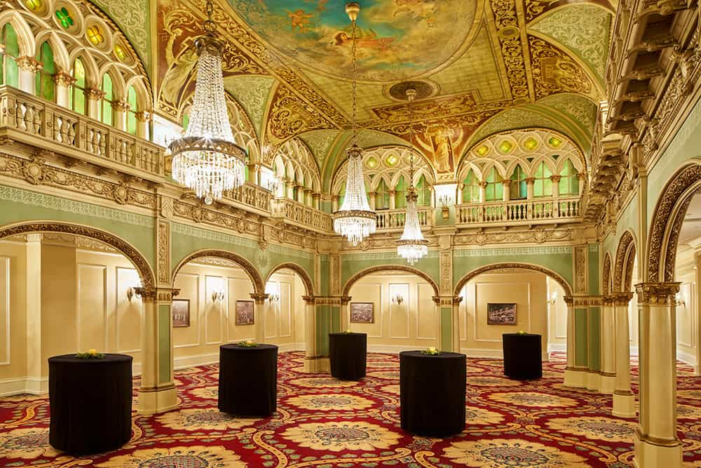Ballroom | Historic Davenport
