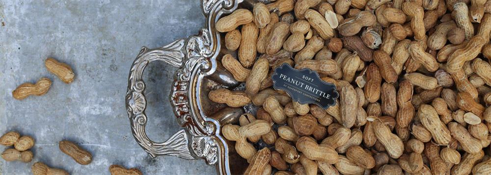 Peanuts in dish | Historic Davenport