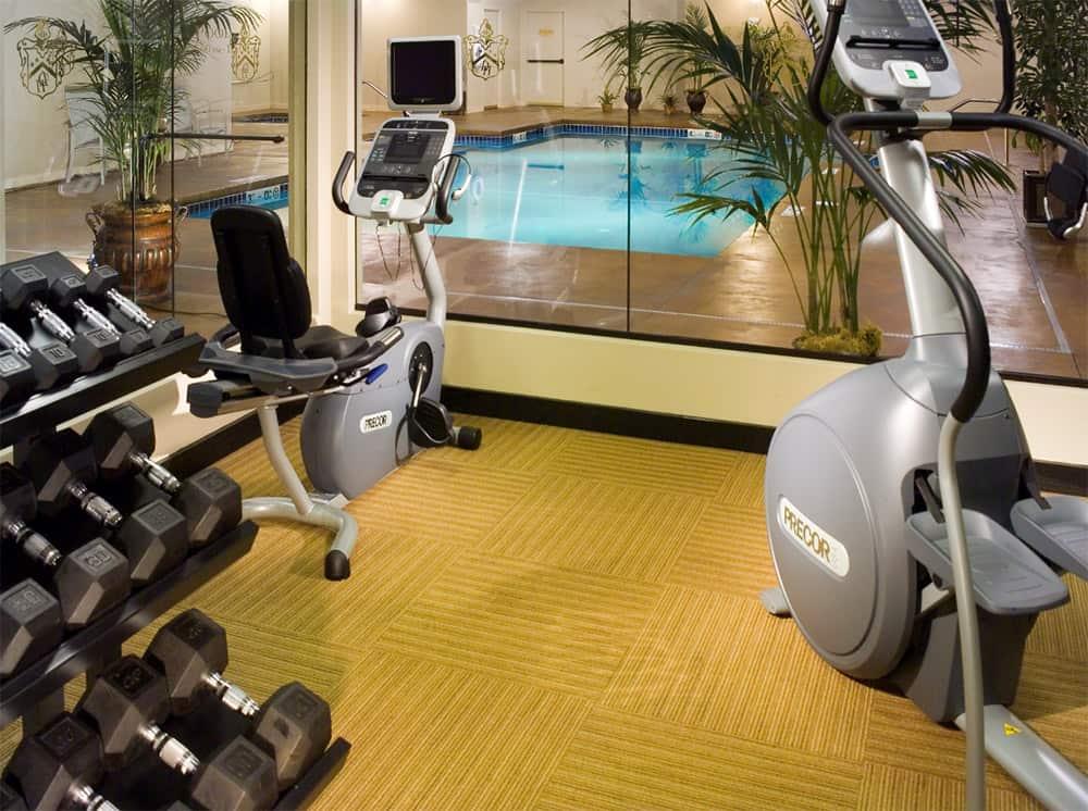 Fitness Center | Davenport Tower