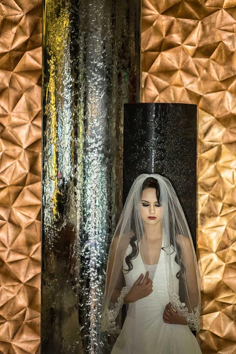 Picture of bride | Davenport Grand