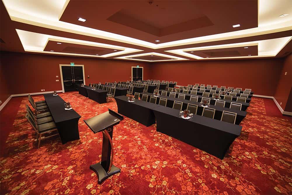 Meeting Rooms | Davenport Grand
