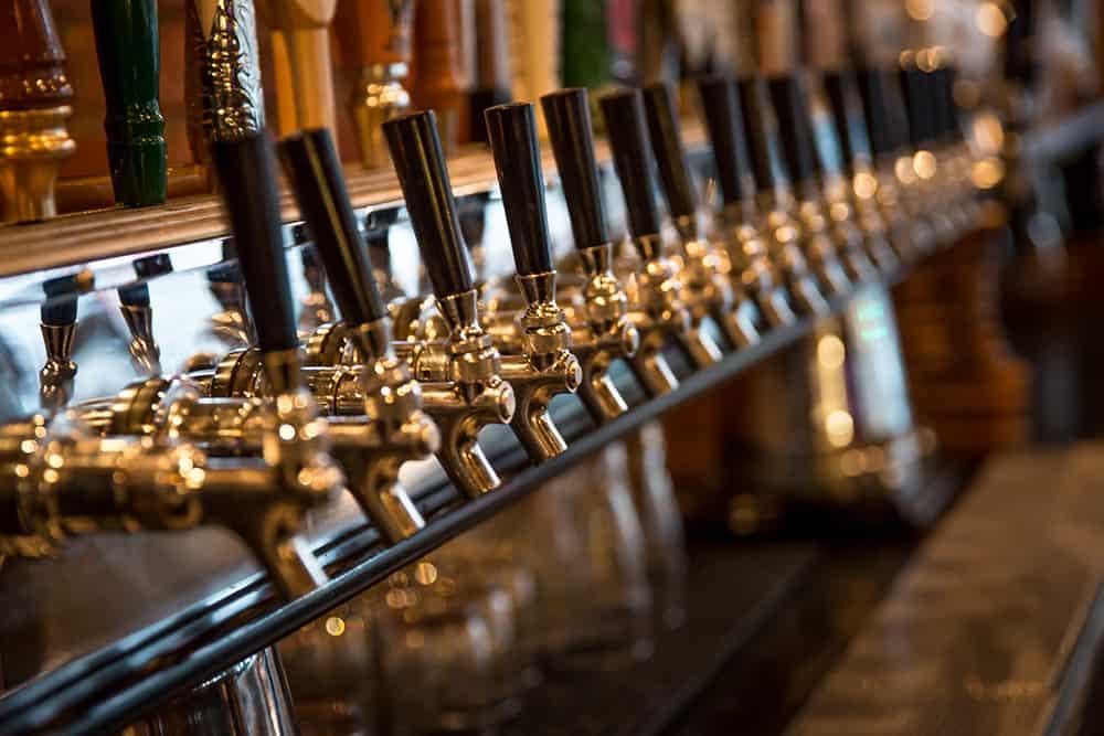 Draft Beer Taps | Davenport Lusso